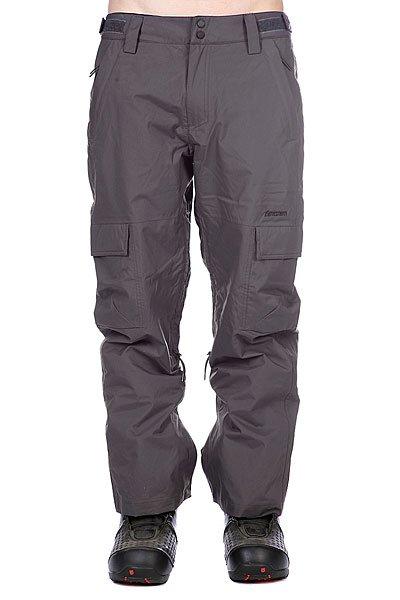 Штаны сноубордические Zimtstern Snow Pant Limmer Men Dark Grey