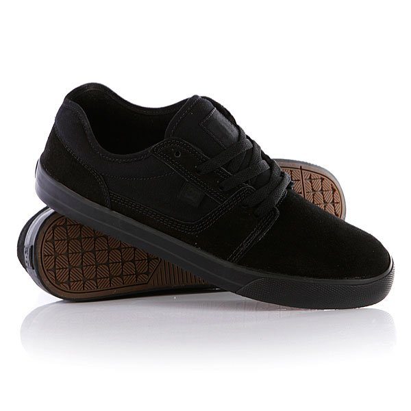 Кеды кроссовки DC Shoes Tonik Shoe Black/Black