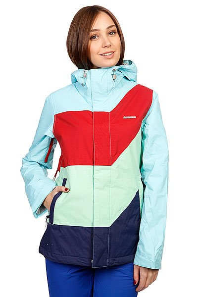 ������ ������� Zimtstern Snow Jacket May Women Ocean