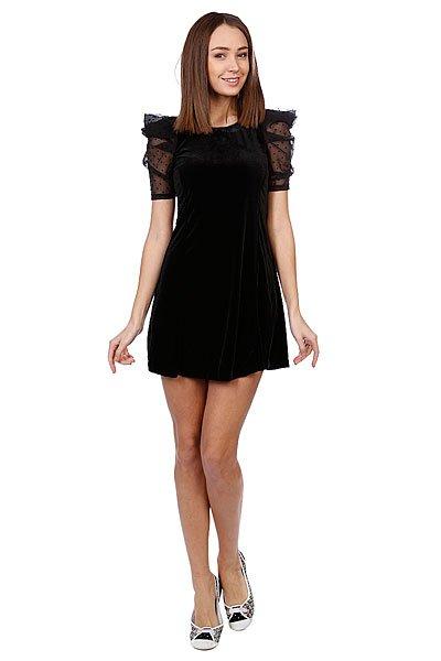 Платье женское Mina Uk Yorkie Dress Black