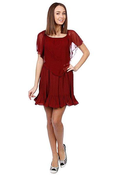 Платье женское Mina Uk Mabel Dress Wine