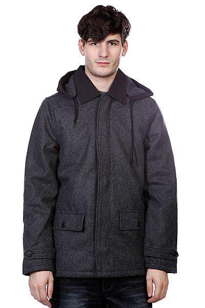 Куртка зимняя Altamont Controller Jacket CharcoalТеплая куртка для зимнего сезона.Характеристики:Внутренняя подкладка из тафты. Застежка – молния+кнопки. Классический воротник. Два прорезных кармана для рук. Внутренний потайной карман.<br><br>Цвет: серый<br>Тип: Куртка<br>Возраст: Взрослый<br>Пол: Мужской