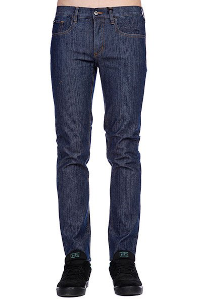 Джинсы прямые Circa Slim Denim Washed Indigo