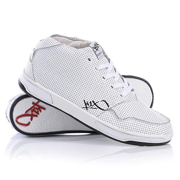 Кеды кроссовки высокие K1X Meet The Parents White