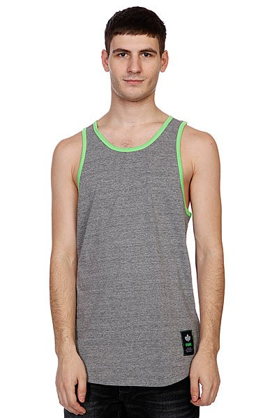 Майка K1X Core Tank Top Grey