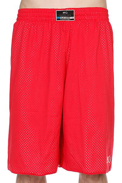 Шорты K1X Hardwood Rev Practice Shorts Red
