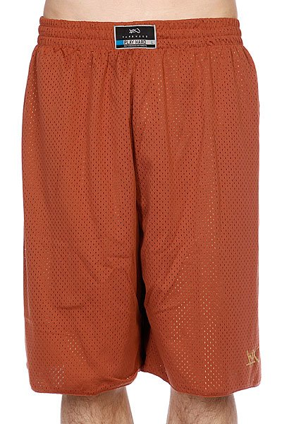 Шорты K1X Hardwood Rev Practice Shorts Brown