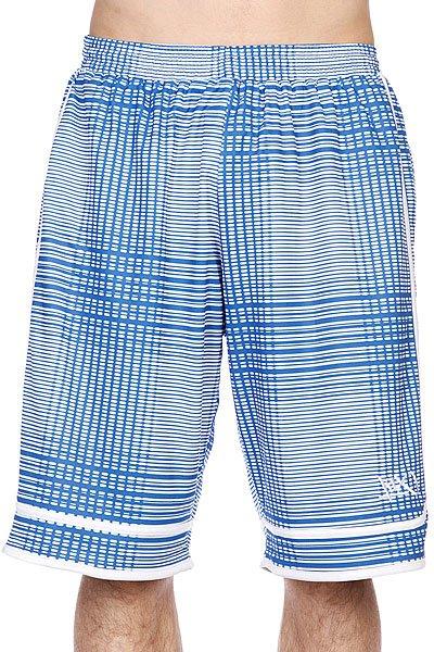Шорты K1X Fade Reversible Shorts White/Blue<br><br>Цвет: белый,синий<br>Тип: Шорты<br>Возраст: Взрослый<br>Пол: Мужской