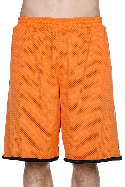 Шорты K1X Roll Up Practice Shorts Orange/Black