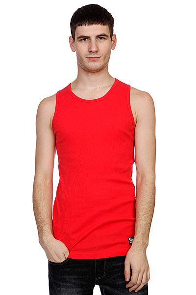 Майка K1X Lux Wifebeater Red