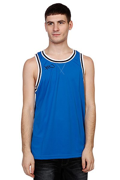 Майка K1X Hardwood Double X Jersey Blue