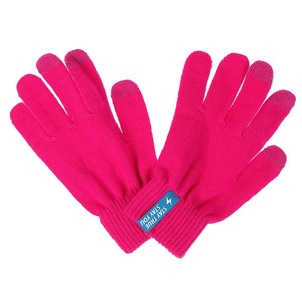 Перчатки True Spin Touch Glove Pink