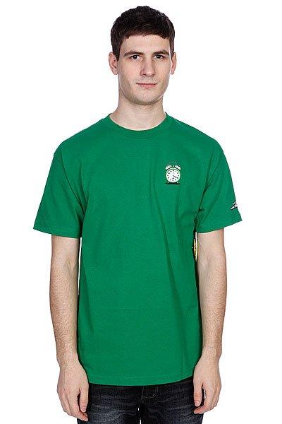 Футболка Cliche 4 Dots 20 Kelly Green<br><br>Цвет: зеленый<br>Тип: Футболка<br>Возраст: Взрослый<br>Пол: Мужской
