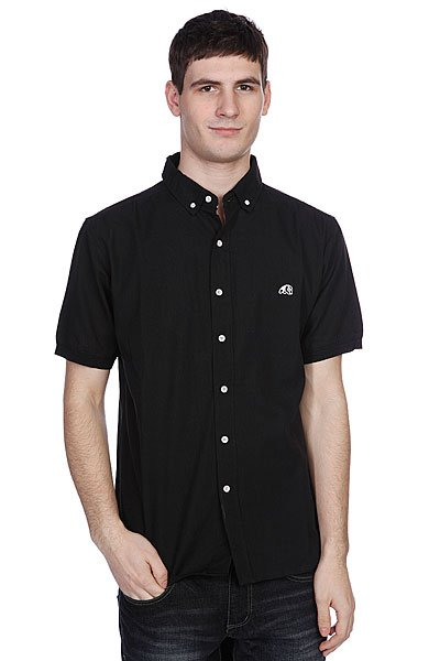 Рубашка Enjoi Poplin Off Black