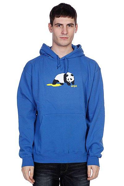 Кенгуру Enjoi Panda Pee Pullover Hood Royal<br><br>Цвет: синий<br>Тип: Толстовка кенгуру<br>Возраст: Взрослый<br>Пол: Мужской
