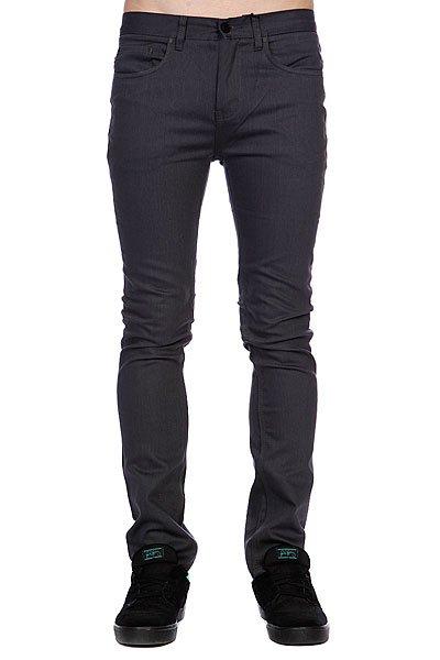 Джинсы узкие Enjoi Panda Slim Coolmax Charcoal джинсы узкие мужские зауженные enjoi panda slim straight blue