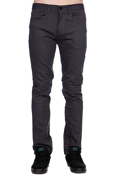 Джинсы узкие Enjoi Panda Slim Straight Coolmax Charcoal