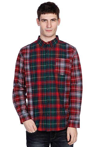 Рубашка в клетку Insight Check Mate Beet Proskater.ru 2309.000