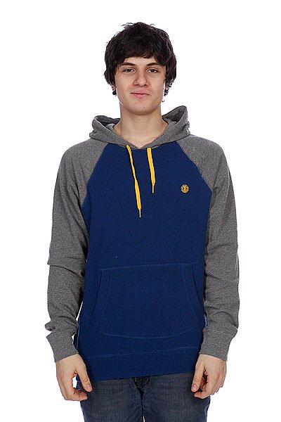 Кенгуру Element Vermont Ho Grey Heather толстовка element vermont zh marine