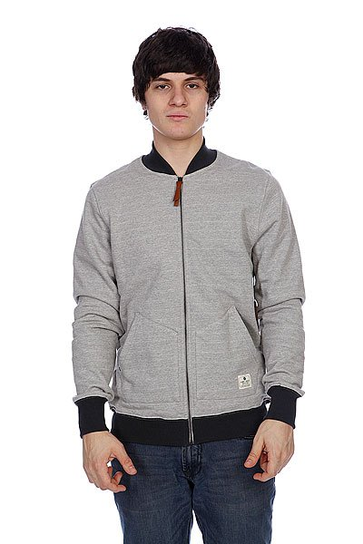 Толстовка Element Filbert Grey Heather толстовка element filbert grey heather