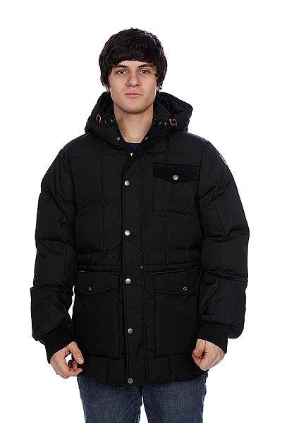 Купить со скидкой Куртка пуховик Element Dudley Black