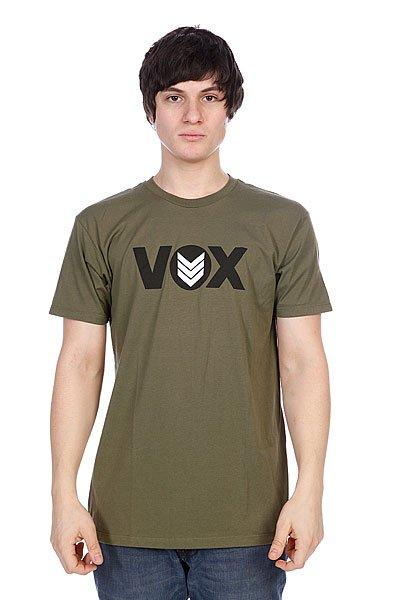 Футболка Vox Global Mil Green