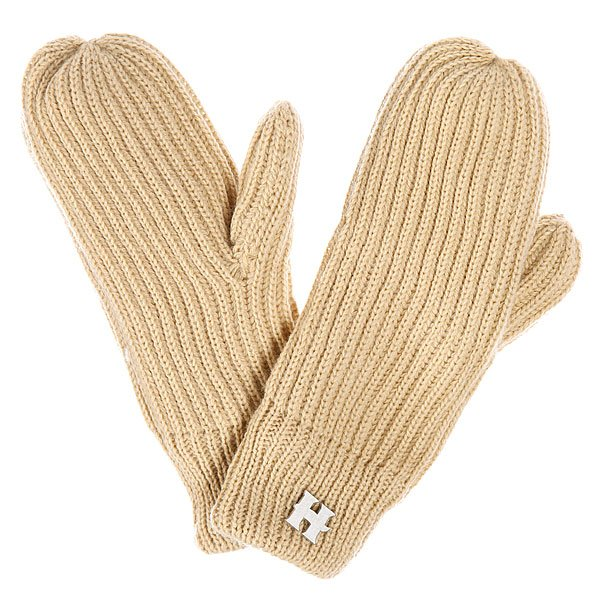 Варежки женские Harrison Beatrice Gloves Beige