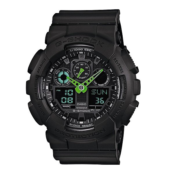 Часы Casio G-Shock Ga-100C-1A3 casio ga 100c 1a3