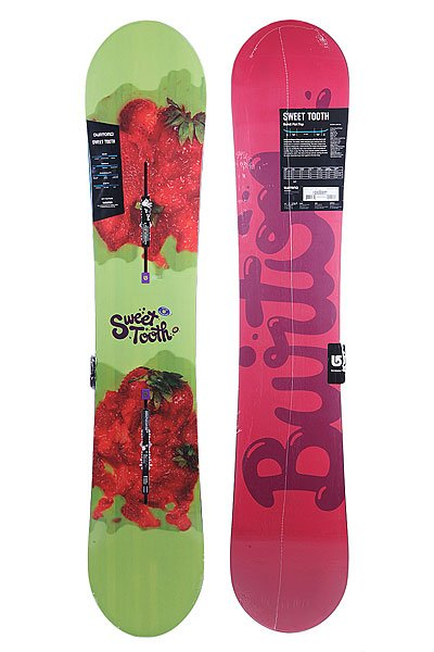 Сноуборд женский Burton W14 Sweet Tooth No Color 148