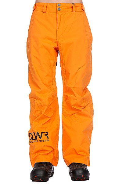 Штаны сноубордические Colour Wear Base Pant Rusty Orange Proskater.ru 6280.000