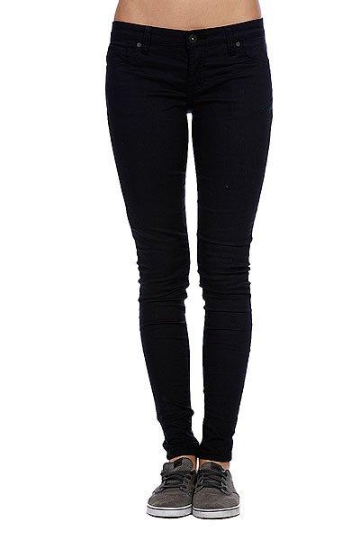 Штаны женские Hurley Camaro Skinny Twill Legging Black Proskater.ru 3560.000