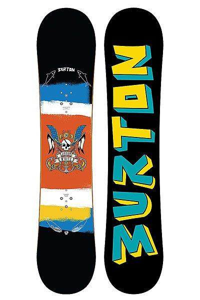 Сноуборд детский Burton W14 Shaun White Smalls No Color 130