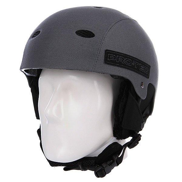 Шлем для сноуборда Pro-Tec B2 Snow Grey Army Canvas Proskater.ru 5100.000