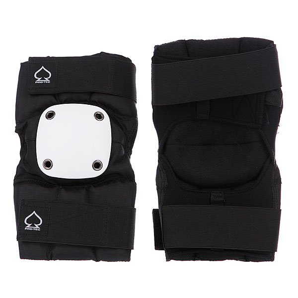 Защита на локти Pro-Tec Park Elbow Black/White защита на колени pro tec street knee black
