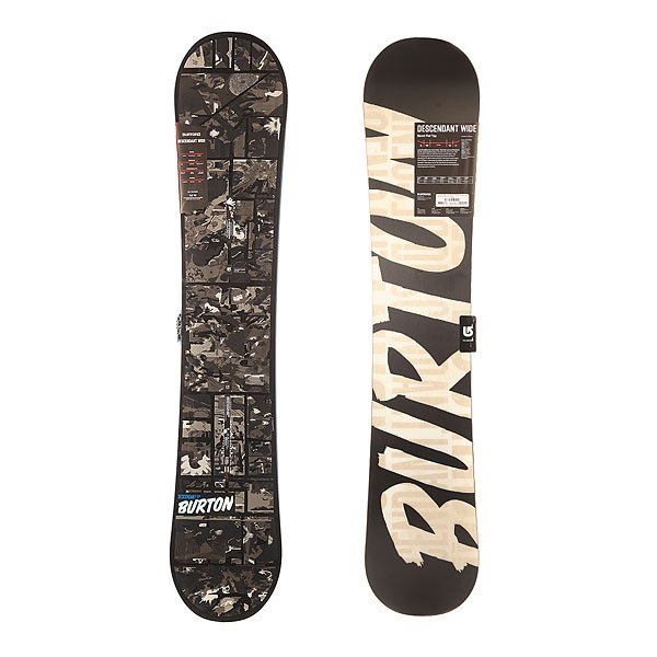 Сноуборд Burton W14 Descendant No Color 155W