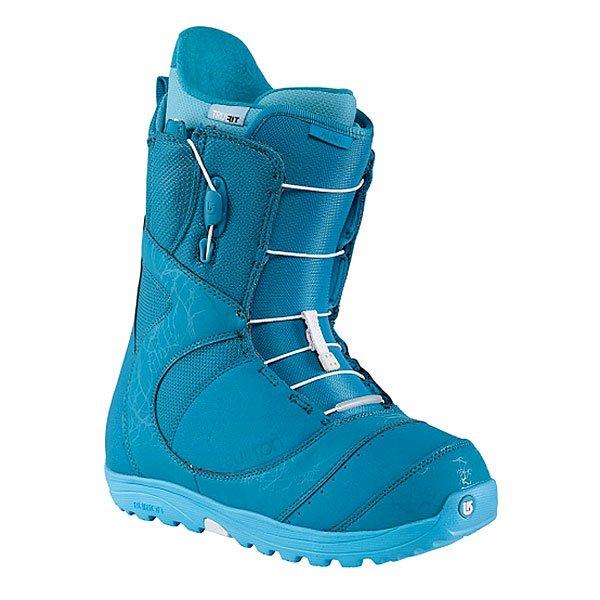 Ботинки для сноуборда женские Burton Mint The Teal Deal