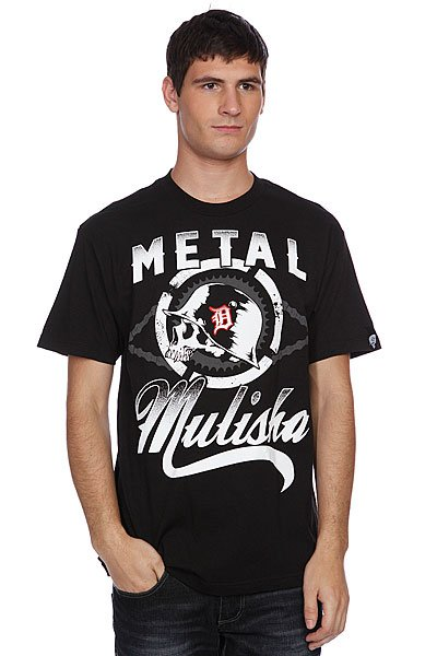 Футболка Metal Mulisha Dosch T Black
