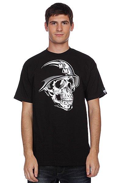 Футболка Metal Mulisha Faced Black<br><br>Цвет: черный<br>Тип: Футболка<br>Возраст: Взрослый<br>Пол: Мужской