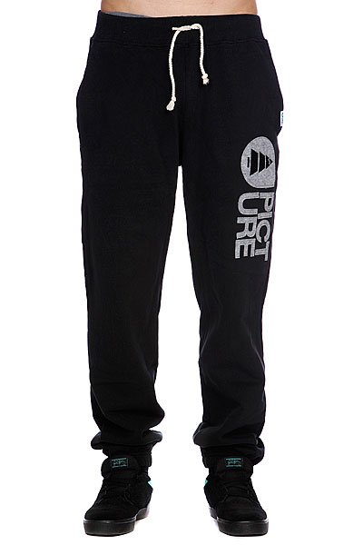 ����� ������ Picture Organic Chill Men Pants Black
