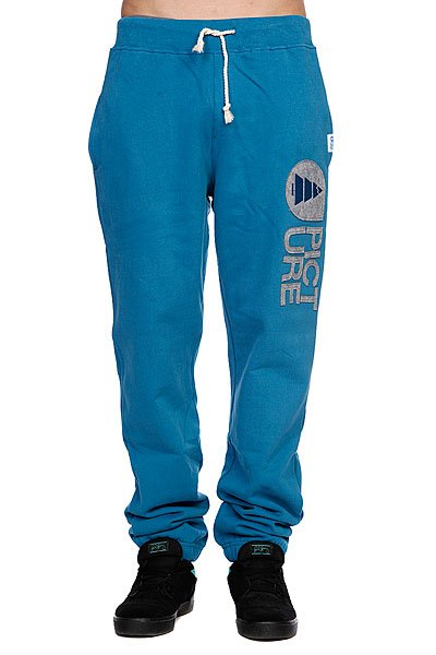 Штаны прямые Picture Organic Chill Men Pants Blue Petrol