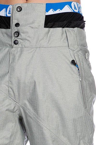 Штаны сноубордические Picture Organic Bioceramic Profile 2 Pant Grey