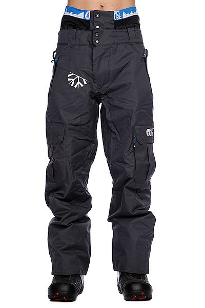 Штаны сноубордические Picture Organic Honey Pant Grey