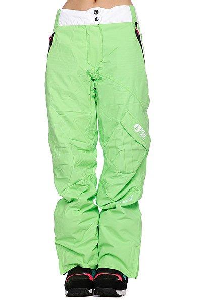 Штаны сноубордические женские Picture Organic Leader 2 Pant Green