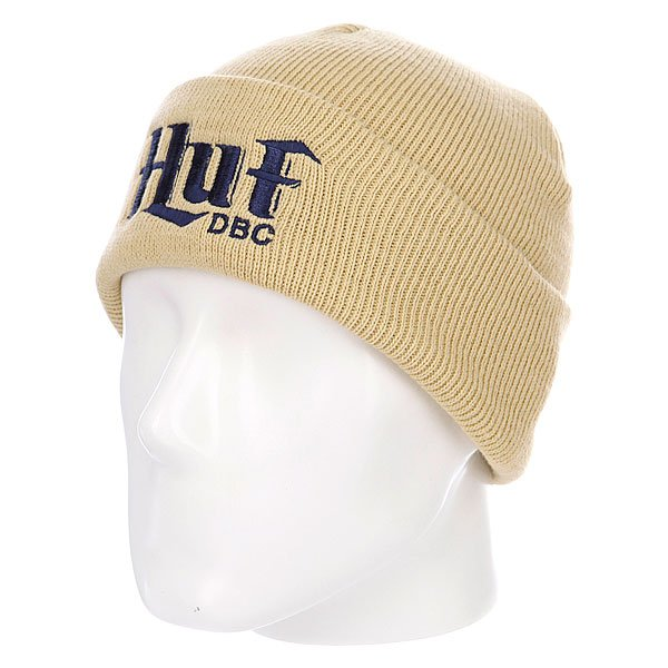 ����� Huf Authentic Beanies Tan