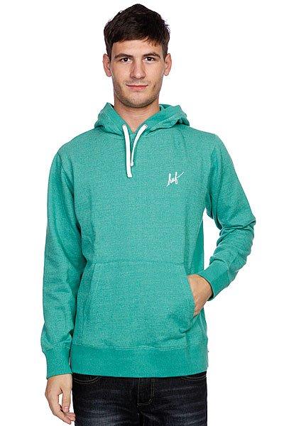 Кенгуру Huf Cadet Premium Pullover Jade Heather<br><br>Цвет: зеленый<br>Тип: Толстовка кенгуру<br>Возраст: Взрослый<br>Пол: Мужской