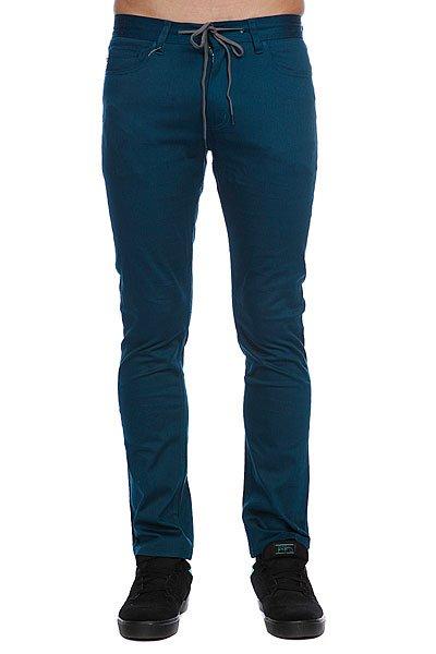 Штаны Enjoi Runway Model Slimstraight Turquoise