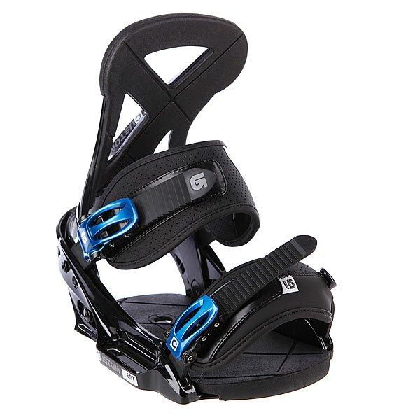 Крепления для сноуборда Burton Custom Est Black Proskater.ru 8029.000