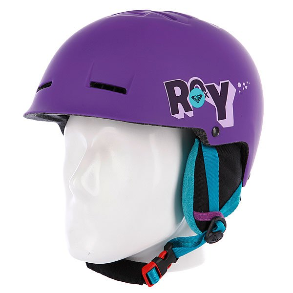 Шлем для сноуборда женский Roxy Avery Violet Proskater.ru 3780.000