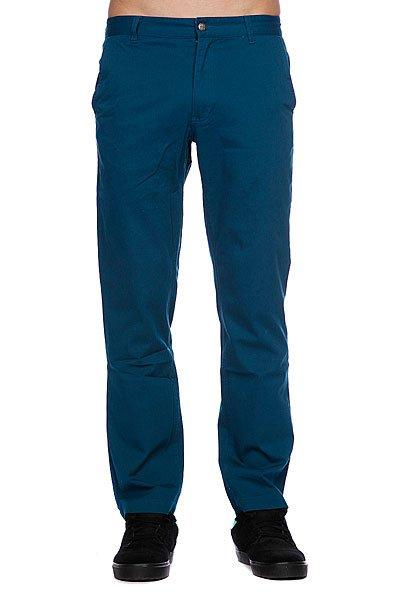 Штаны прямые Huf Fulton Chino Pant Jade цены онлайн