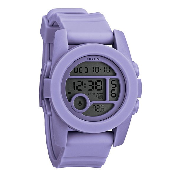 Часы Nixon Unit 40 Pastel Purple